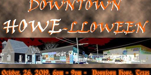 Downtown Howe-lloween Festival 2019