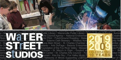 Water Street Studios 10th Anniversary Celebration