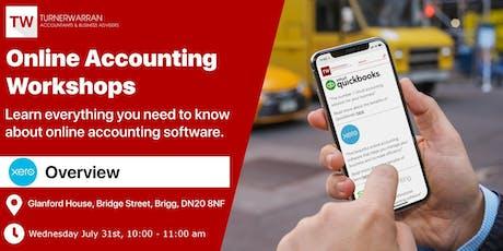 Online Accouning Workshop - Xero Overview tickets