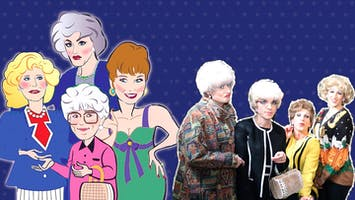 """The Golden Girls Live"""
