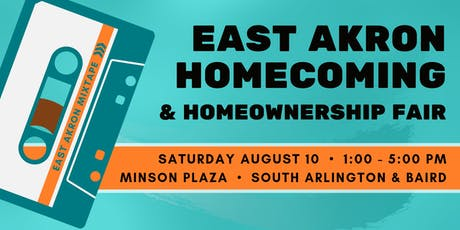 East Akron Homecoming & Homeownership Fair tickets