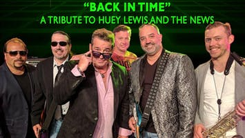 Huey Lewis & the News Tribute: Back in Time