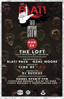 BLAT! Pack 10th Anniversary Show