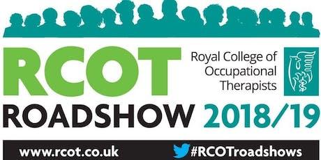 RCOT N&Y Regional Roadshow - Enabling Productive Lives - Sunderland 2019 tickets