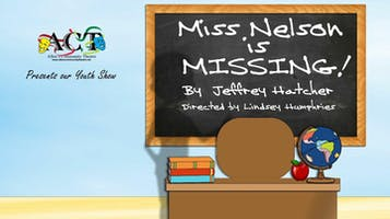 """""""Miss Nelson is Missing!"""""""