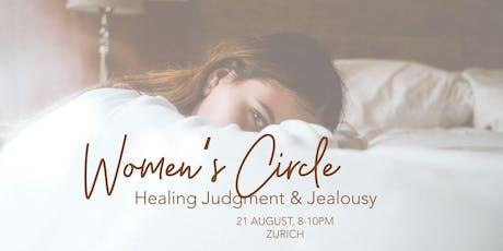 Women's Circle: Jealousy & Judgment Tickets