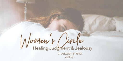 Women's Circle: Jealousy & Judgment