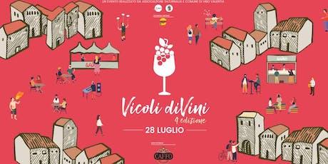 Viclli diVini 2019 biglietti