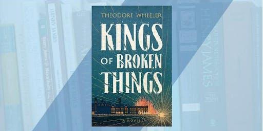 """""""Kings of Broken Things"""" Talk and Panel"""