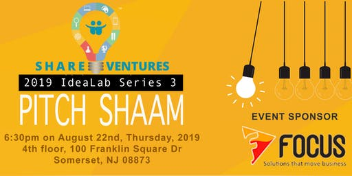 ShareVentures Pitch Fest 3.0