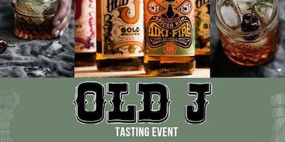 Old J Tasting Event