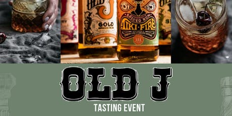 Old J Tasting Event tickets