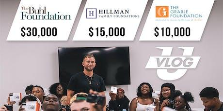 Vlog University Presentation Day tickets