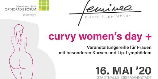 2. curvy women's day + // Für Frauen mit besonderen Kurven und Lip-Lymphödem