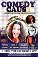 Comedy Caus3 Starring Jessica Kirson