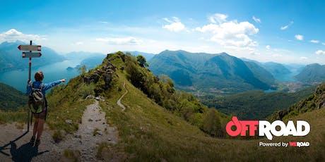 OffRoad: Lago di Como, le sponde del Manzoni dall'alto tickets