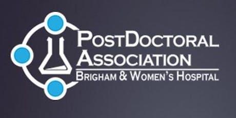 BWH Postdoc Journal Club September 2019 tickets
