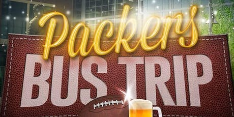 Packers Bus Trip tickets