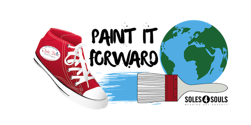 """Paint It Forward"" Shoes"