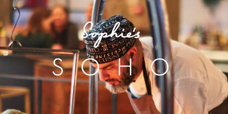 COWORKING DAY in SOHO tickets