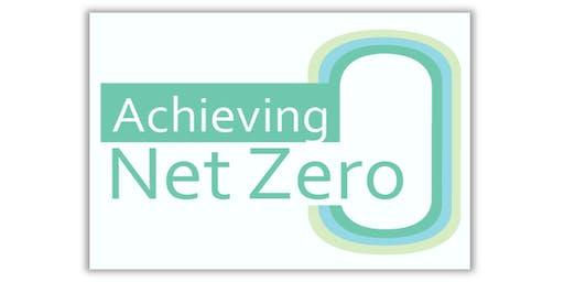 Achieving Net Zero Public Event