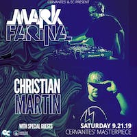 Mark Farina and Christian Martin w/ Special Guests