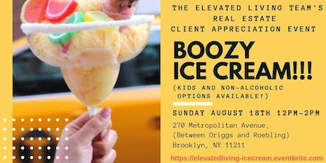 Elevated Living Team's Real Estate Client Appreciation Event tickets