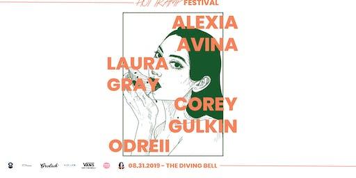 Hot Tramp Fest - Odreii // Corey Gulkin // Laura Gray // Alexia Avina