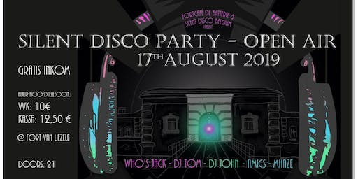 Silent Disco Party - open air