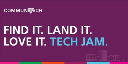 Communitech Tech Jam: Company Registration
