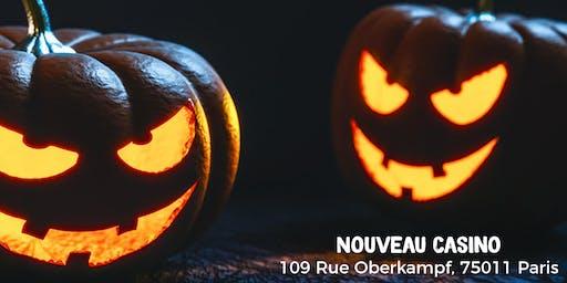 Halloween My Erasmus