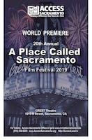 "20th Annual ""A Place Called Sacramento"" Film Festival"