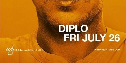 DIPLO @ XS NIGHTCLUB LAS VEGAS FRIDAY JULY 26TH