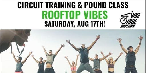 Vibe Ride presents Total Body Circuit