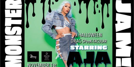 AJA Halloween Monster Jam at Delta Fredericton tickets