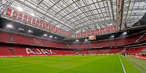 AFC Ajax Amsterdam v Willem II - VIP Hospitality Tickets