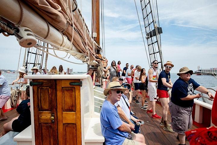 Back to School Sail aboard schooner Roseway image