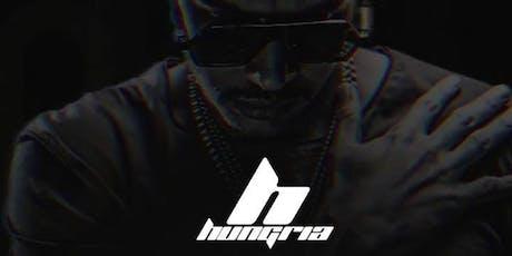 Hungria Hip Hop Sutton SP tickets