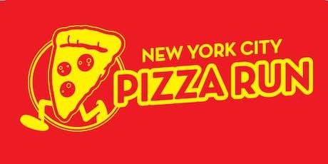 2019 NYC Pizza Run tickets