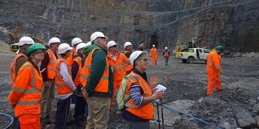 Torr Works Quarry Tour