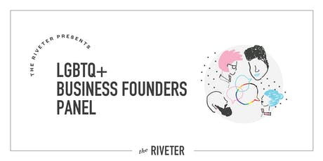 LGBTQ+ Business Founders Panel | Portland  tickets