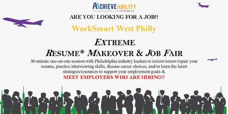 EXTREME RESUME MAKEOVER tickets