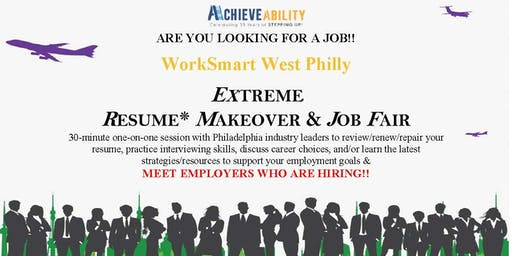 EXTREME RESUME MAKEOVER