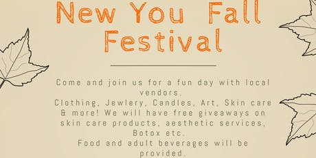 New You Fall Festival tickets