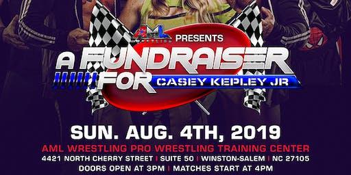 Casey Kepley Jr Fundraiser Pro Wrestling Event