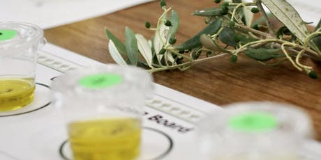 Extra Virgin Olive Oil Tasting by Agora Products @ Boutique Fairs tickets