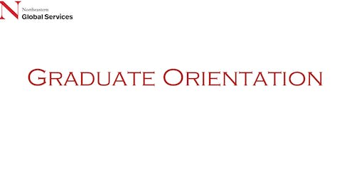 International Graduate Student Orientation