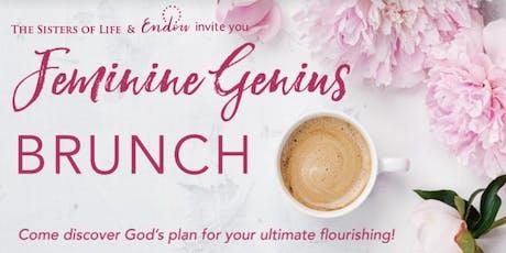 Feminine Genius Brunch tickets