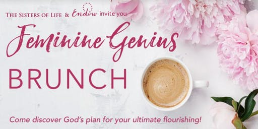 Feminine Genius Brunch