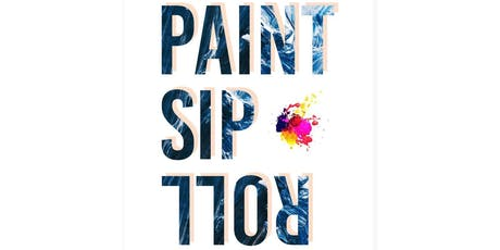 Paint Sip and Roll tickets